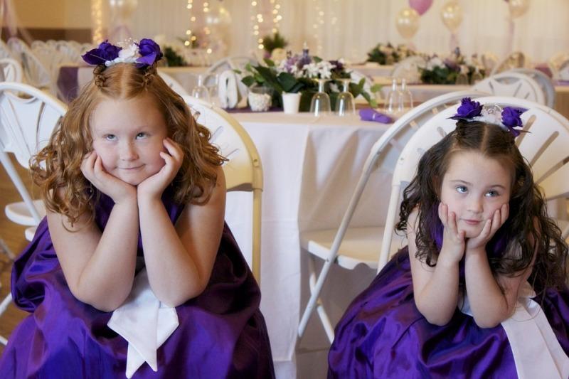 Idee per il menu per bambini invitati alle vostre nozze