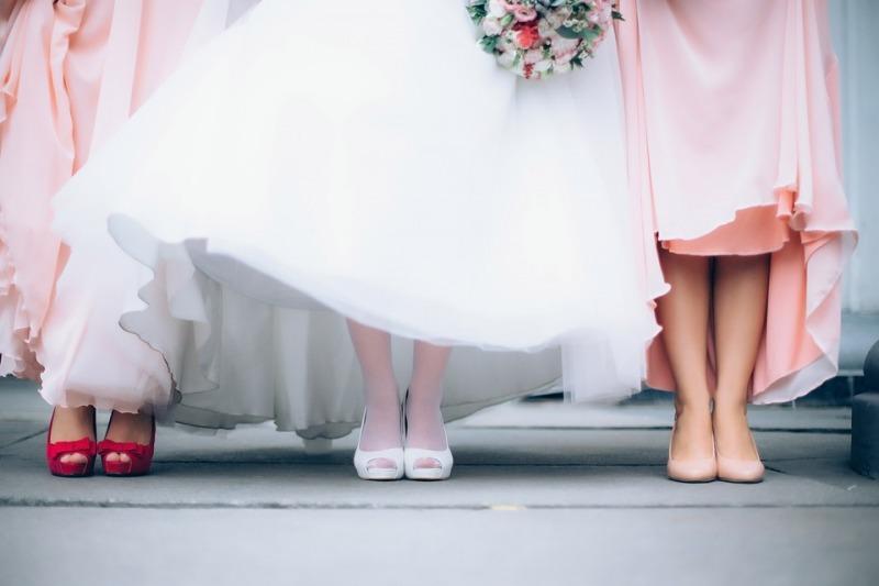 Come scegliere gli abiti delle damigelle per il tuo matrimonio: qualche consiglio
