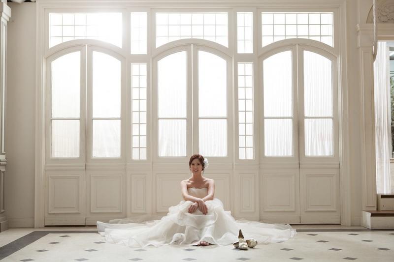 Gli abiti da sposa disegnati da Sarah Jessica Parker per il retail Gilt