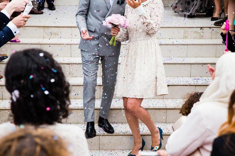 Organizzare un matrimonio in pochi mesi: 5 consigli per non commettere errori