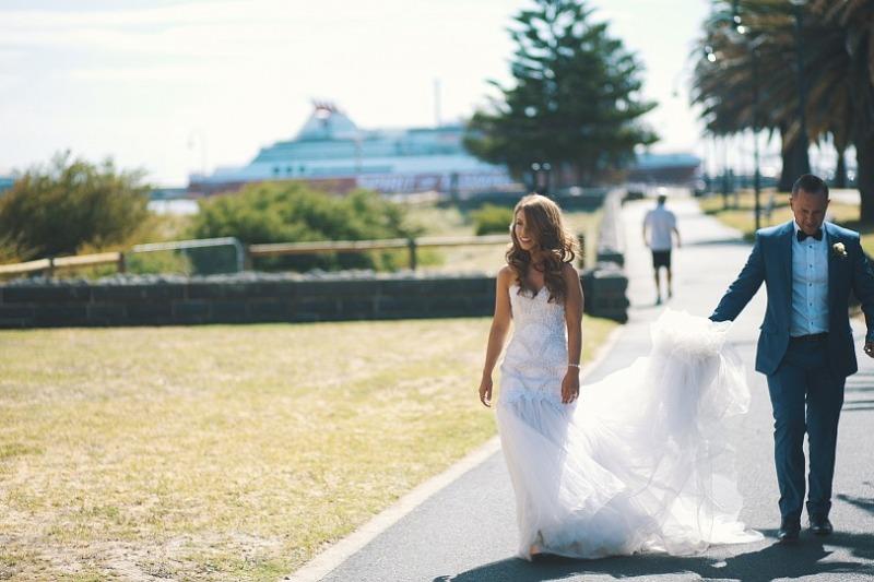 Moda sposa: quale strascico scegliere?