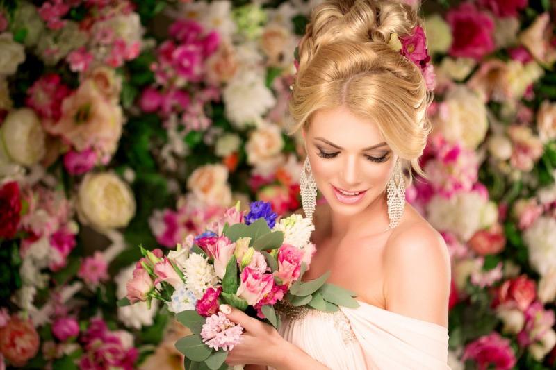 Matrimonio divertente? Scegliete un make up arcobaleno