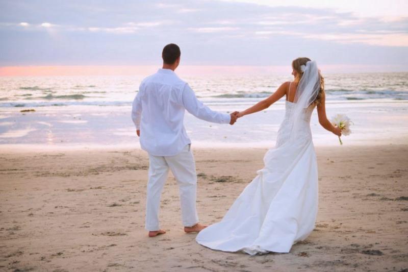 Matrimonio in spiaggia: 5 consigli per le foto