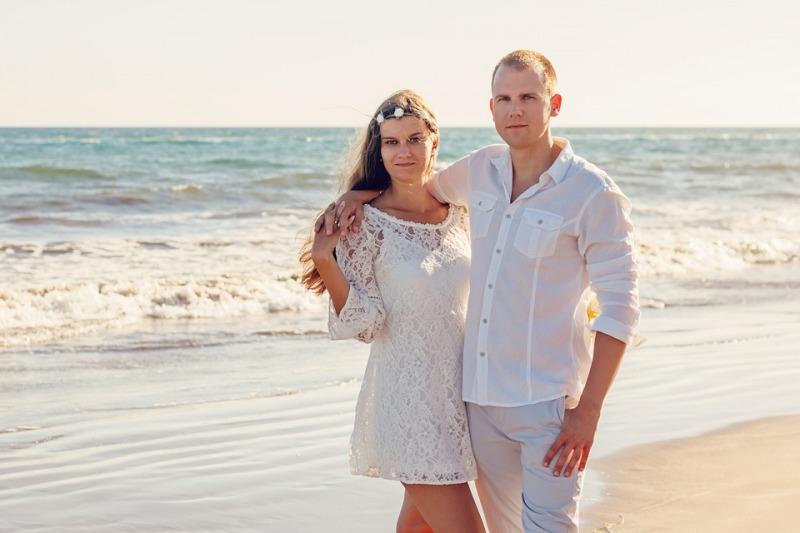 Come difendersi dal caldo al matrimonio: 4 consigli utili
