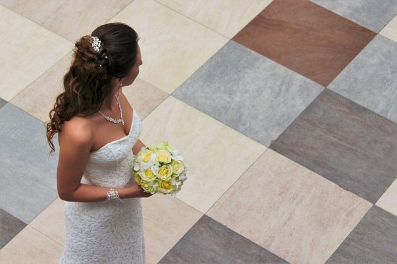 Noleggiare l'abito da sposa