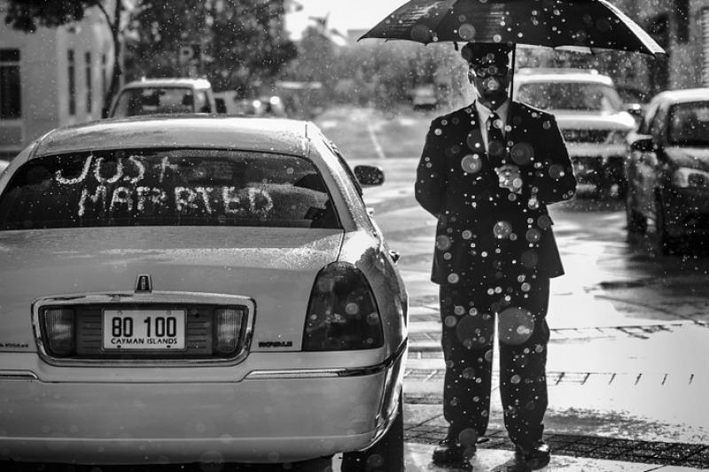 Sposarsi con la pioggia: 5 consigli utili per il matrimonio autunnale e invernale