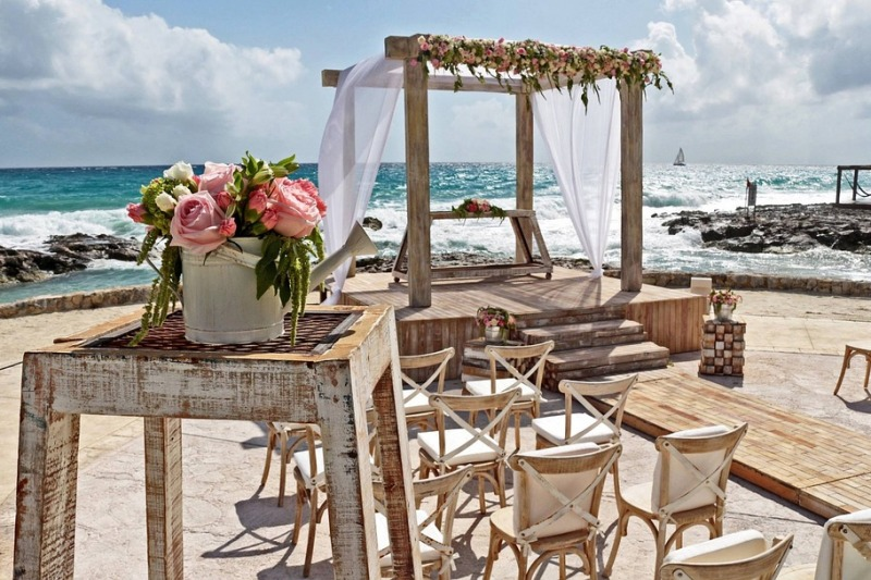 Matrimonio Tema Tropical : Matrimonio in stile tropicale il tema più glam per l estate