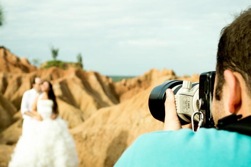 Un matrimonio in stile desert: una tendenza da non lasciarsi sfuggire