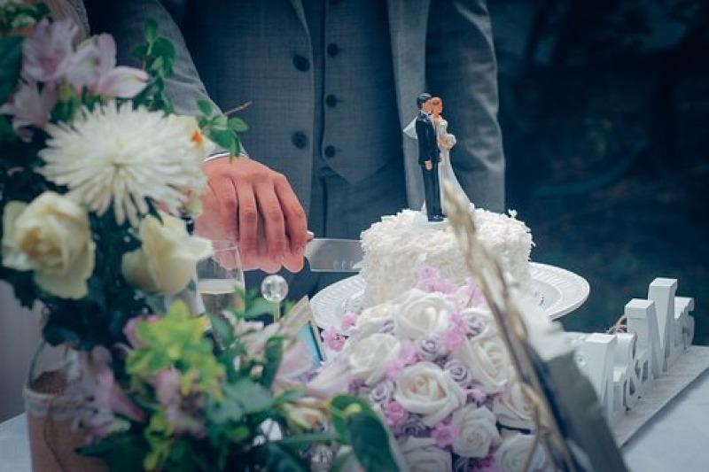 Chalckboard Cake, la torta nuziale in stile lavagna per il tuo matrimonio