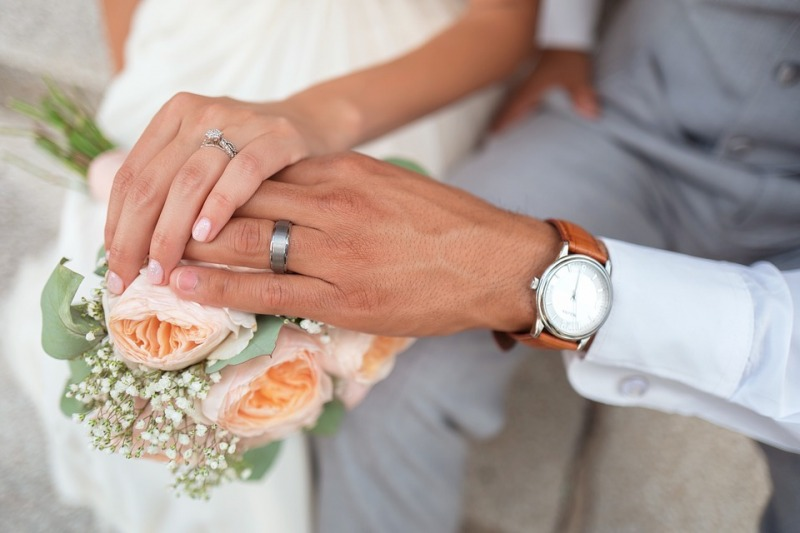 Il matrimonio cambia la coppia? Sì, in meglio! Scopriamo insieme come