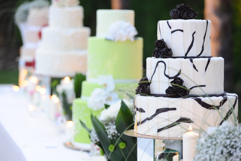 Cake mapping: alla scoperta di un servizio innovativo per le vostre nozze