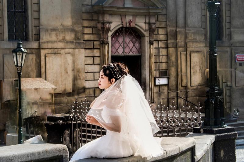 veli da sposa per il tuo matrimonio: idee non tradizionali