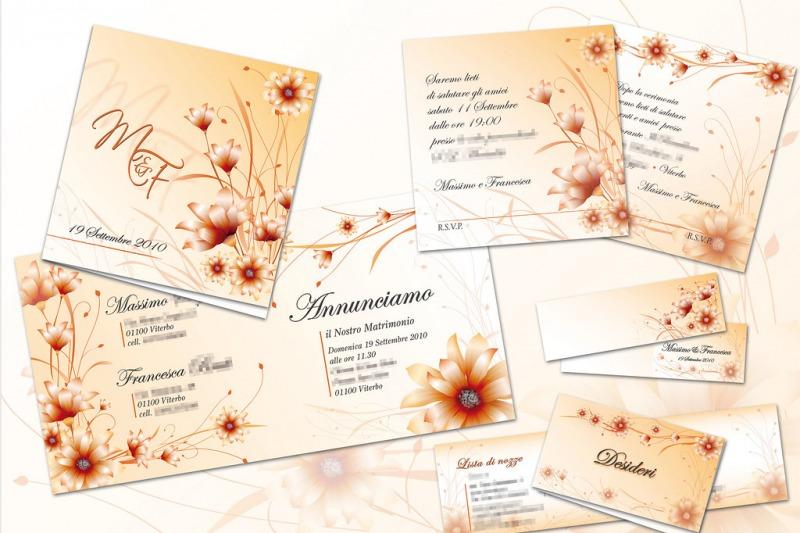 Partecipazioni di nozze con RSVP online: sì, ma eleganti e sofisticate