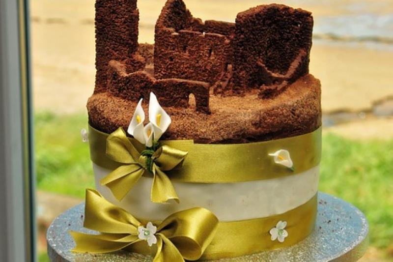 Shaggy Cake: una tra le torte di nozze più originali di sempre