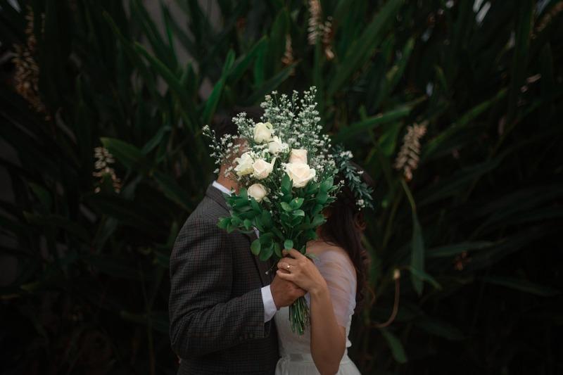 fotografo matrimonio: superare l'imbarazzo nel farsi fotografare