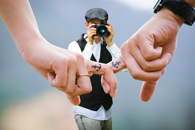 Scegliere il fotografo di matrimonio: 8 domande da fare per capire se è quello giusto per te