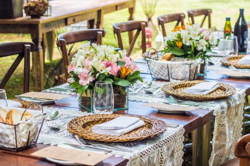 Ricevimento nuziale intimo in casa: la nuova tendenza wedding