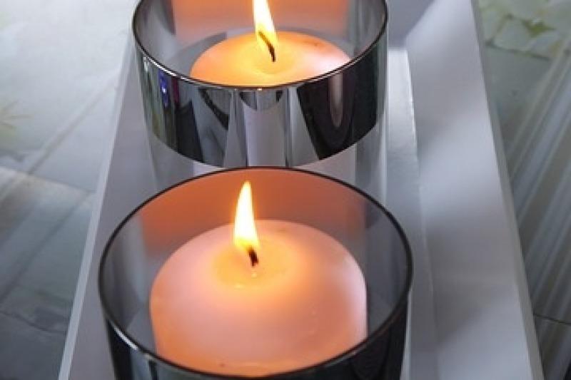 Cerimonia civile: il rito della candele