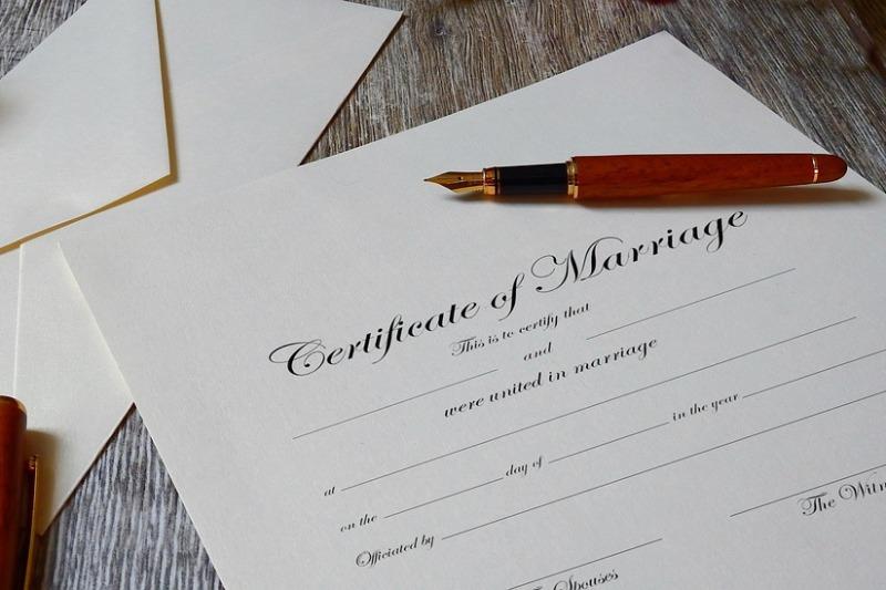 Matrimonio civile e matrimonio religioso, quali documenti ci vogliono?