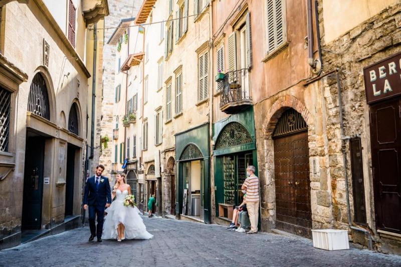 La scelta del fotografo di matrimonio in Lombardia