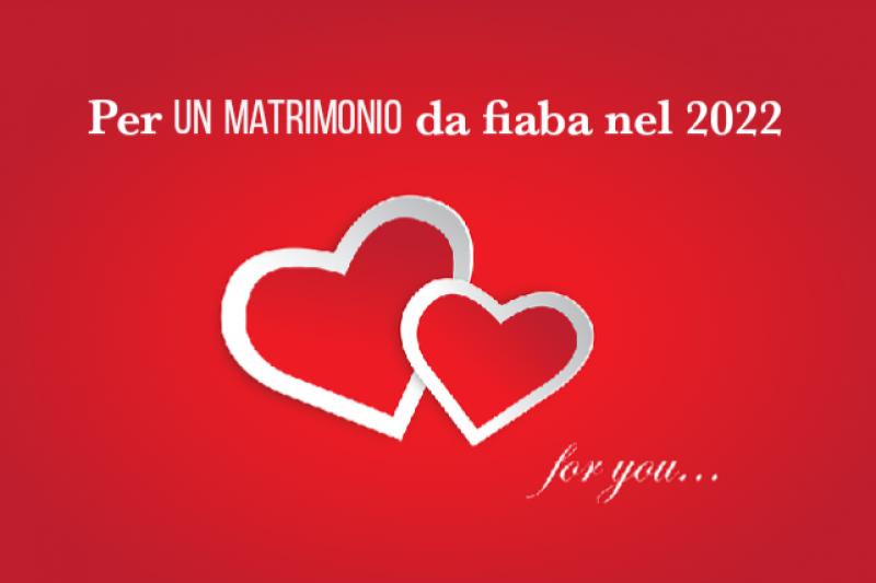 Un matrimonio da fiaba nel 2022: organizzazione, consigli e tendenze per il periodo post covid