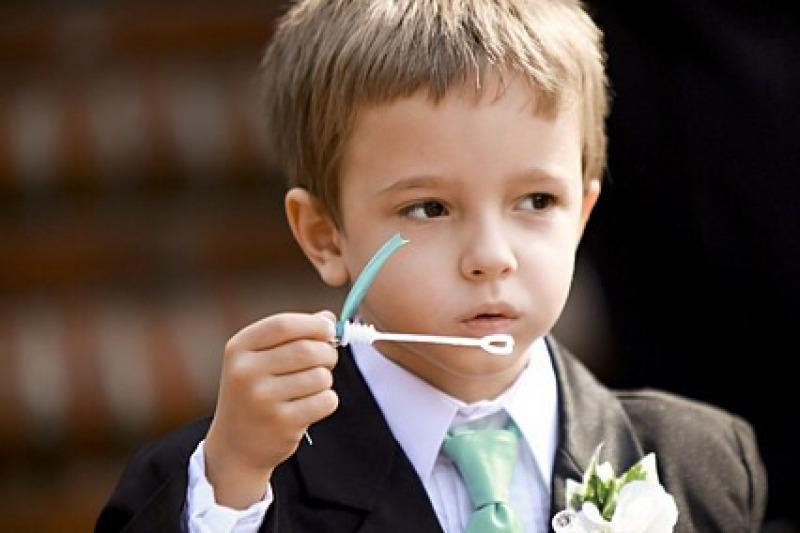 L'importanza di pensare ai bambini invitati al matrimonio
