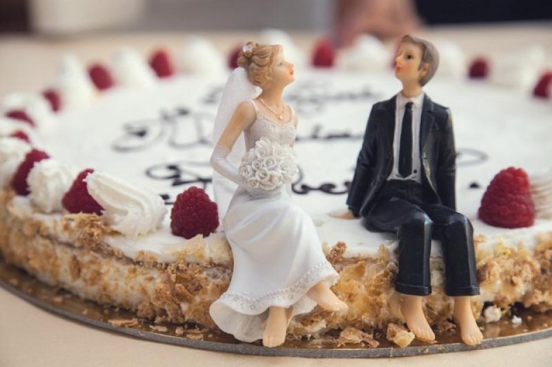 Il cake topper