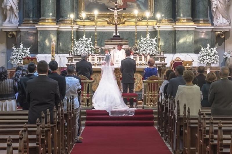 Rito religioso: il protocollo di ingresso e di uscita dalla chiesa