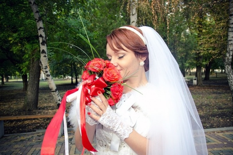 Velo da sposa, sì o no?