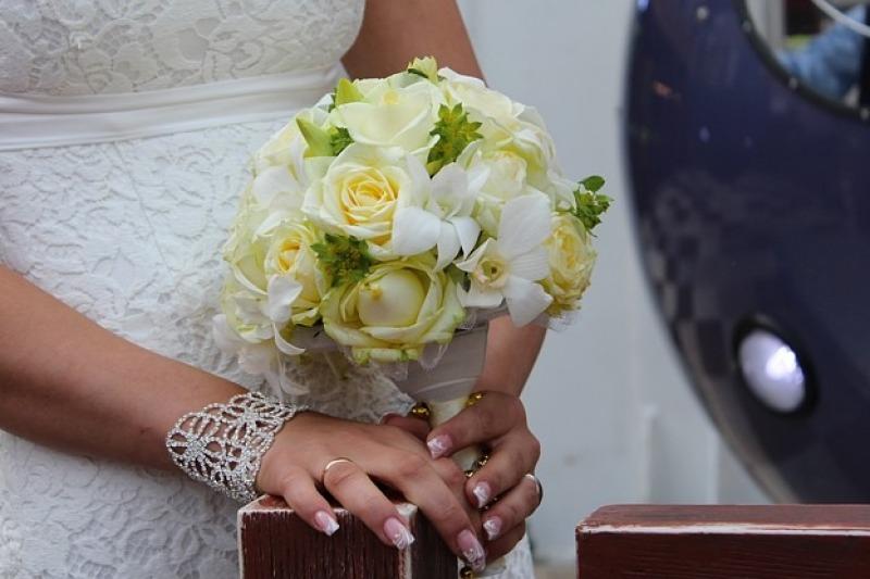 Il bouquet della sposa: che cosa dice la tradizione