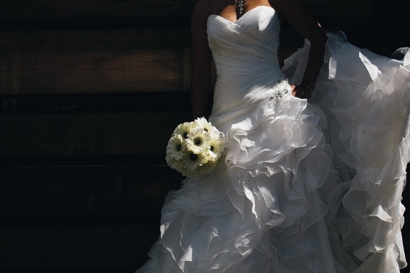 La scelta dell'abito da sposa: come capire se non è quello giusto