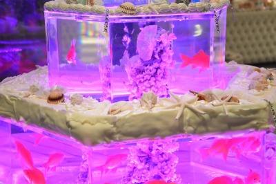 Torta Nuziale Magic Reef