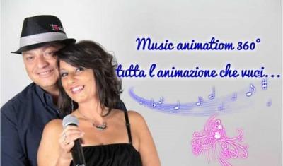 Music animation 360