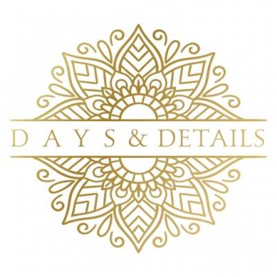 Days & Details