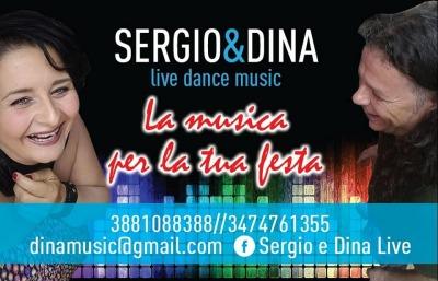 Sergio e Dina Live