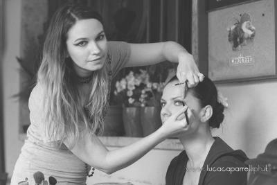 Lara Pran Make up Artist