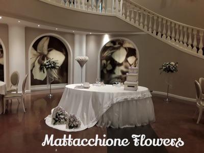 Mattacchione flowers