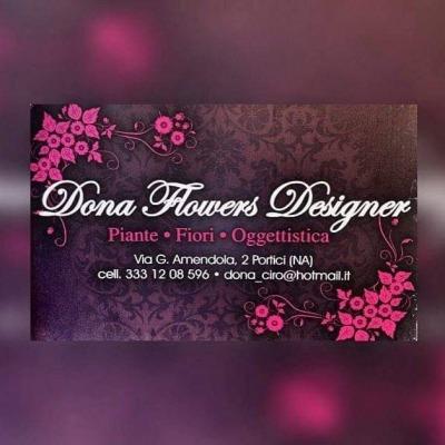 Dona Flowers Designer