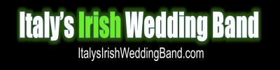 Italy's Irish Wedding Band