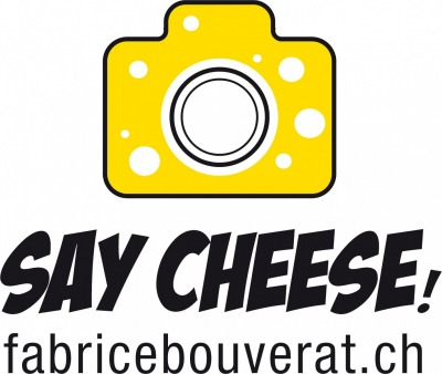Say cheese fabrice