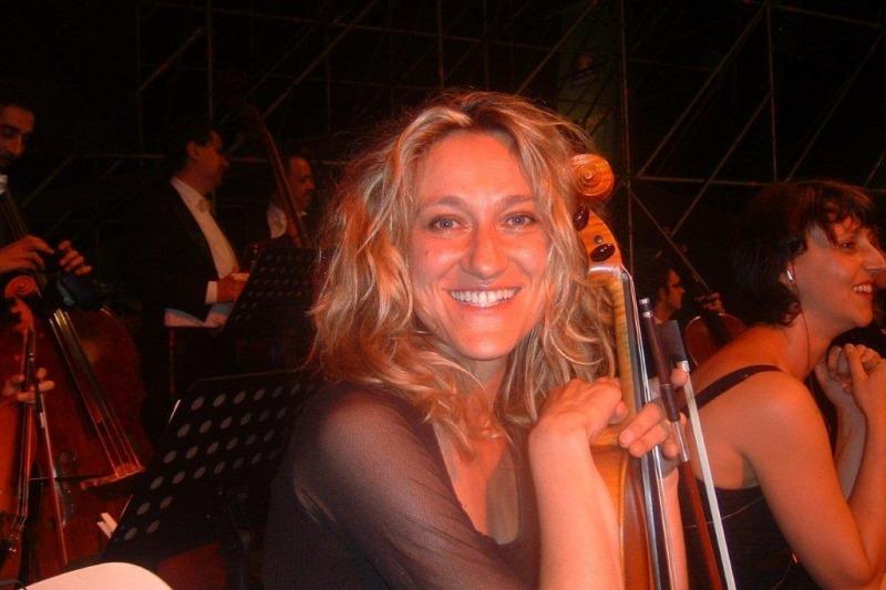 Elisabetta, violinista e cantante soprano per cerimonie di matrimonio