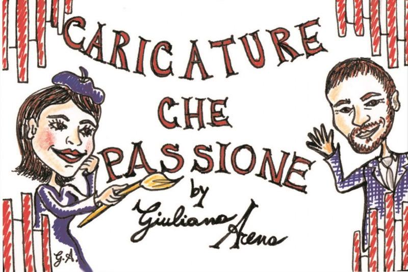 Caricature Che Passione