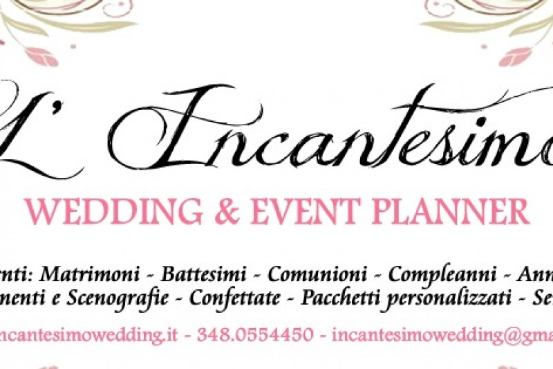 L' Incantesimo Wedding & Event Planner