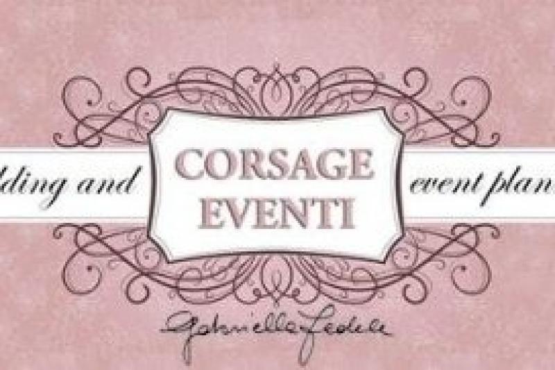 CORSAGE EVENTI