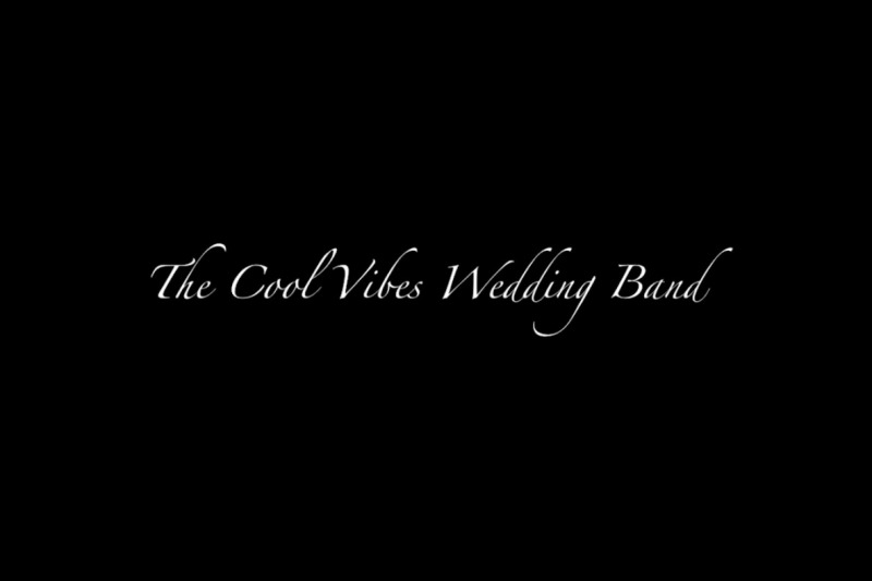 The Cool Vibes Wedding Band