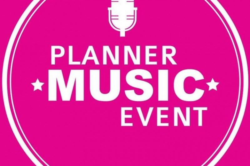 PLANNER MUSIC EVENT