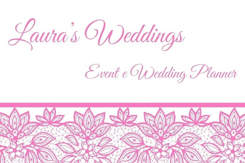 Laura's Weddings. Event e Wedding Planner