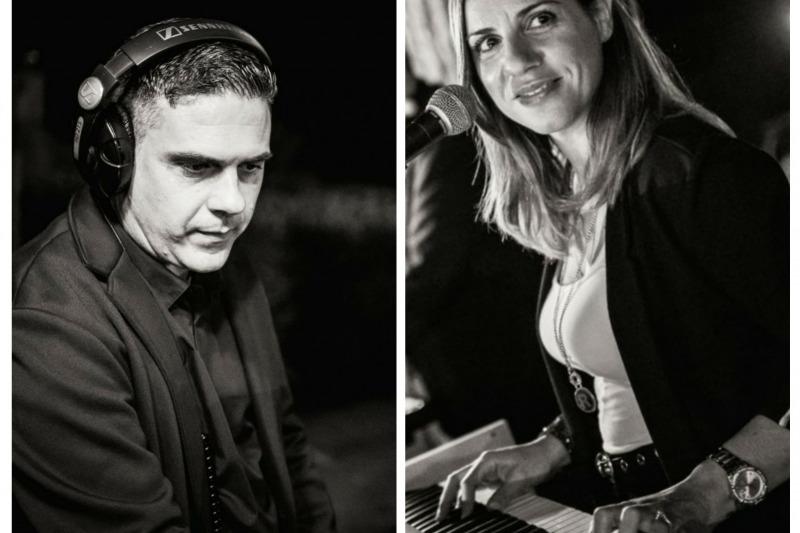 Rossella Coco live & DJ Davide M