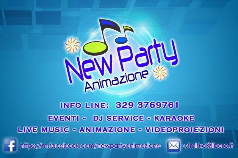 New Party Animazione
