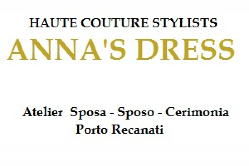 ANNA'S DRESS  CERIMONIA